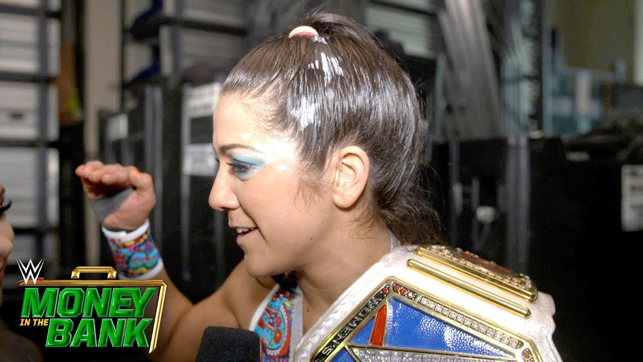 Bayley Wants Everyone In WWE To Step It Up, Seth Rollins