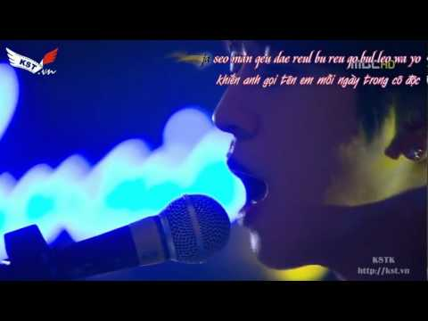 [Vietsub] Heartstrings OST {Because I Miss You} Jung Yong Hwa.FLV