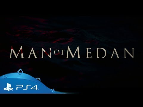 The Dark Pictures: Man of Medan | Aankondigingstrailer | PS4