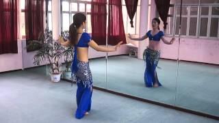 DVD dạy bài diễn múa bụng cơ bản ( bellydance for beginners)