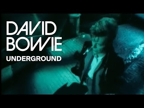 David Bowie - Underground (Official Video)