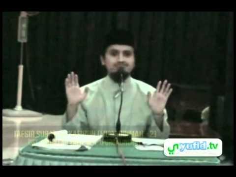 Video Kajian Tafsir Al-Quran: Surat Al-Kafirun (Mukadimah 2)