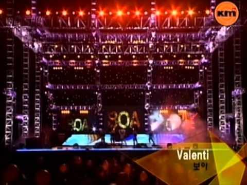 BoA - Kiseki + Valenti [2002.10.02]