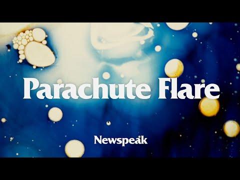 Newspeak - Parachute Flare (Official Lyric Video)