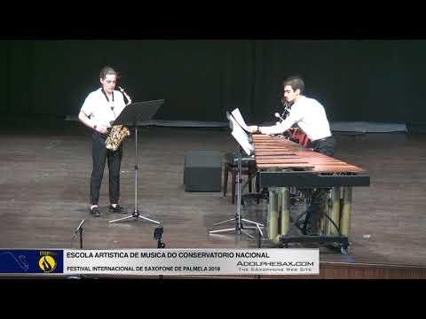 FISPalmela 2019 Escola Artistica de Musica do Conservatorio Nacional Interactions by Géza Frid
