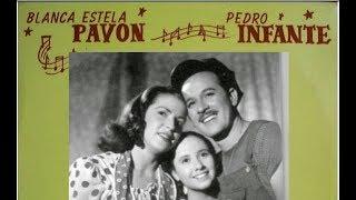 Pedro Infante y Blanca Estela Disco  difícil de encontrar