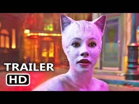 CATS Official Trailer (2019)