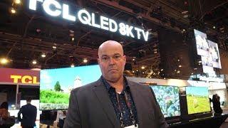 TCL QLED 8K Roku 8-Series TV