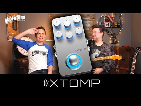 Hotone Xtomp - A Zillion Guitar Pedals in One (Almost)!!
