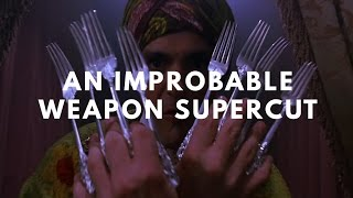 An Improbable Weapon Supercut
