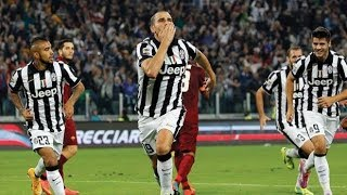 Juventus - Roma 3-2 (05.10.2014) 6a Andata Serie A (Ampia Sintesi).