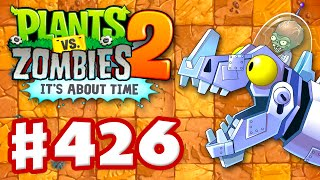 Plants vs. Zombies 2: It's About Time - Gameplay Walkthrough Part 426 - Zombot Dinotronic Mechasaur