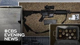 Sweeping arrests of Capitol rioters uncover large arsenals of weapons