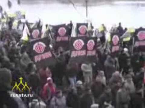Жанна Бичевская   Русский марш