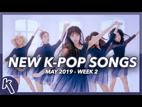 NEW K-POP SONGS | MAY 2019 (WEEK 2)