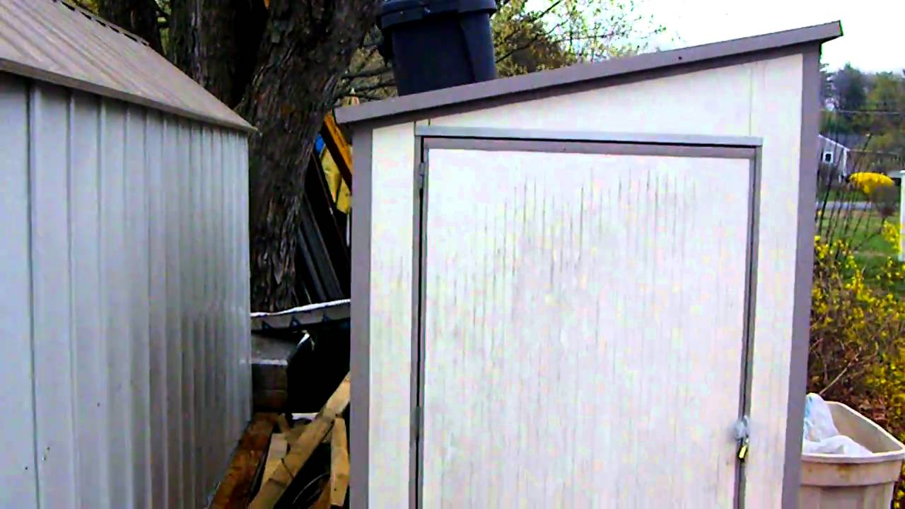 Arrow 10ft X 14ft Sheridan Shed Lx1014 Assembled With