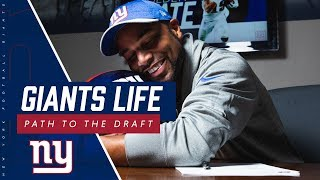 Giants Life: Path to the Draft | Welcome to Free Agency