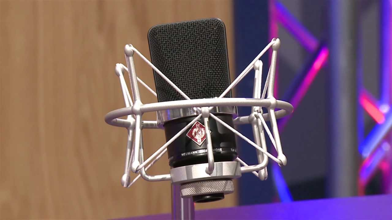 neumann tlm 102 large diaphragm cardioid condenser microphone overview full compass youtube. Black Bedroom Furniture Sets. Home Design Ideas