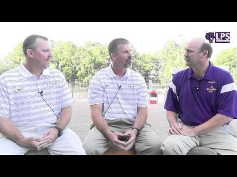 Lufkin Panther Football Coach's Show 2015