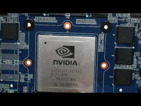 Part 2 - Taking off the cooler , Galaxy Nvidia GeForce GTX 465 Video Card Review