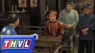 THVL | Chuyện xưa tích cũ – Tập 24[1]: Thu Hồng mang thai tìm đến nhà nhưng bị Lý công tử đuổi đi
