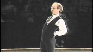Scott Hamilton (USA) - 1994 World Professionals, Men's' Technical Program