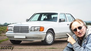 Here's When Mercedes Made Good Cars, 1990 Mercedes S-Class