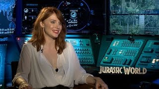 Bryce Dallas Howard: Chris Pratt Is
