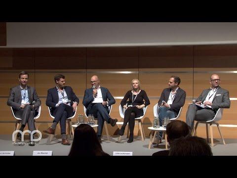 """Diskussion: """"Trend Watch"""" - Einfluss von aktuellen Medien-Innovationen"""