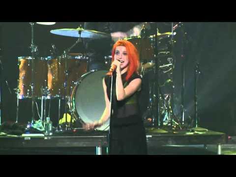 Paramore in Pomona-