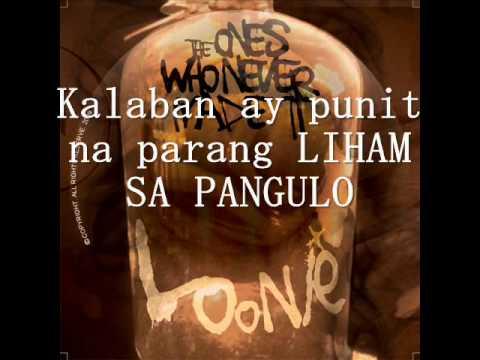 LOONIE - WALANG BABALA with Lyrics