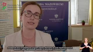 Miniatura: Spotkanie w ramach konsultacji na Mazowszu
