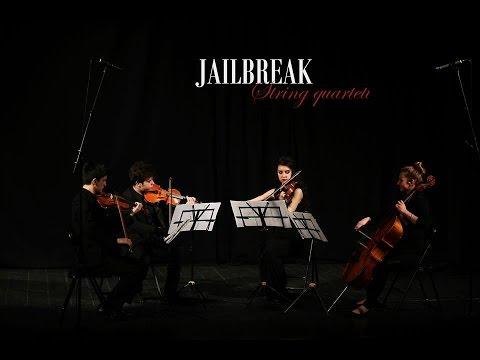 John Blackwood McEwen - Quartet No. 8 - Scherzo