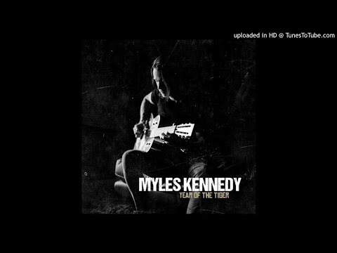 Myles Kennedy - The Great Beyond (with lyrics)