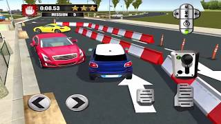 Roundabout Sports Car Simulator #s Car Parking Simulator 3D Games iOS/Android GamePlay FHD #1