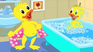 kids tv channel   colorful duck song for kids   duck song   bath song for children   original songs