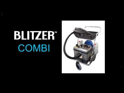 Blitzer Combi auto detailing