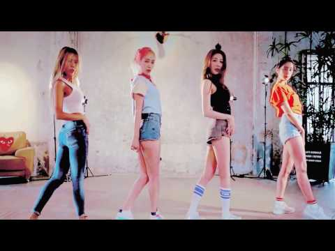 WONDER GIRLS (원더걸스) - WHY SO LONELY (와이 쏘 론리) -MIRRORED- (안무연습 거울모드)