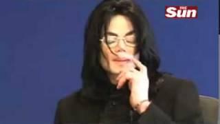 Michael Jackson ammette «Ero dipendente da antidolorifici» [Sottitotitoli in italiano]
