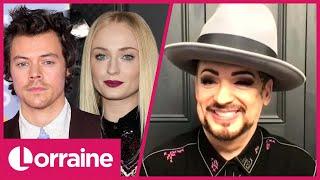 Will Harry Styles or Sophie Turner Play Boy George in His Biopic? | Lorraine