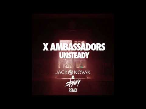 Unsteady (Jack Novak & Stravy Remix)