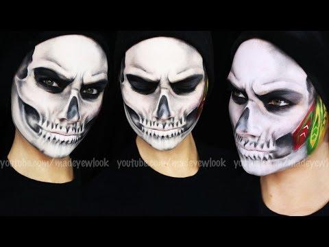 Baixar Skull Makeup Tutorial 2014