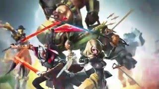 Battleborn disponible sur ps4 :  bande-annonce