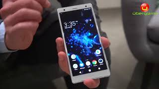 SONY XPERIA XZ2 Overview -