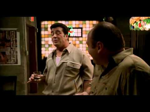 The Sopranos - Ginny Sack Jokes