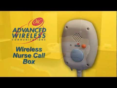 Wireless Nurse Call Box V2