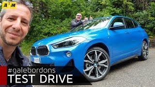 BMW X2   Spiazzati dal design... e dal prezzo
