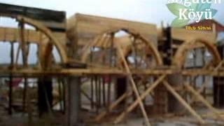 Kazıkbeli Yaylası Yavuz Sultan Selim Camii İnşaatı-Temmuz 2008