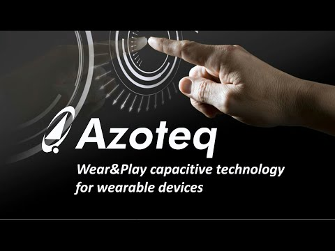 Azoteq Wear & Play Capacitive Solutions