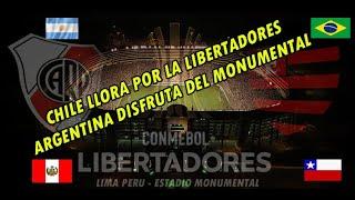 RIVER VS FLAMENGO SE VAN A LIMA (Copa Libertadores 2019) Liberman elogia al #monumental